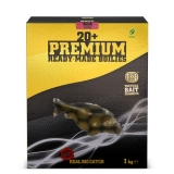 Boilies SBS 20+ Premium Ready-Made Boilies Ace Lobworm 20mm 5kg