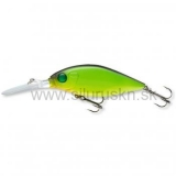 Wobler Team Cormoran Belly Diver N lime perch 7,2cm