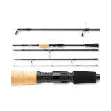 Prút DAIWA Megarorce Travel spin 2,25m 7-25g