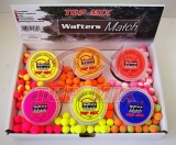 Mini boilies Top Mix Match Wafters Set