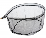 Podberáková hlava FLAGMAN LANDING NET HEAD 40x55cm oval head, MESH 5x7mm