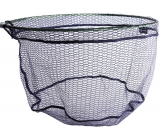 Podberáková hlava FLAGMAN LANDING NET HEAD NEW ECO FRIENDLY SILICON MESH BLUE