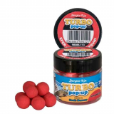Boilies Benzár Mix Turbo Pop-Up Jahoda 10mm 20ks