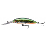 Wobler DAIWA Spike 53SP Lazer Hot Tiger 5,3cm