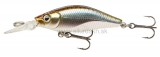 Wobler Team Cormoran Deep Baby Shad Reloaded chrome plotica 4cm