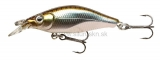 Wobler Team Cormoran Shallow Baby Shad Reloaded chrome plotica 4cm