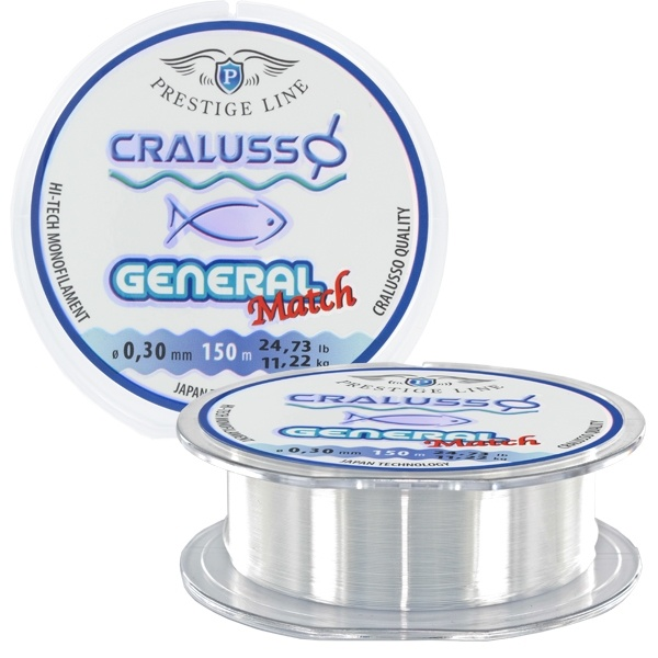 Vlasec  Cralusso General Prestige 150m 0,12mm