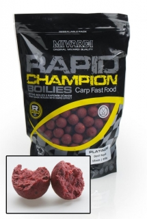 Boilies MIVARDI Rapid Champion Platinum Devil Squid 950g 24mm