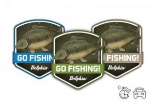 Vôňa do auta GO FISHING! Carp Sport fresh