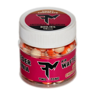 Boilies Feeder Mánia Air Wafters Two Tone Bubble Gum 10mm