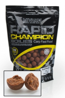Boilies Mivardi Rapid Champion Platinum Sea 950g 24mm