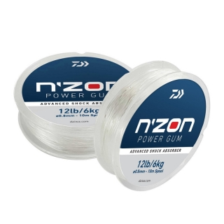 DAIWA N'ZON POWER GUM 10m 0,60mm 4kg