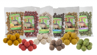 Boilies Benzar Mix Cesnak 16mm 250gr.