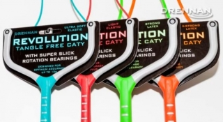 Prak Drennan Revolution Tangle Free Caty modrý 13m+
