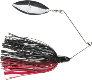 DAIWA Prorex Willow Spinnerbait 7g Black devil