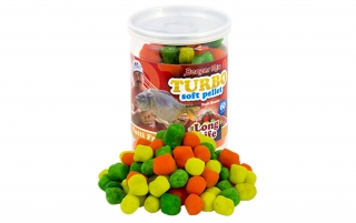 Benzár mix Turbo soft pelety Carp 50g