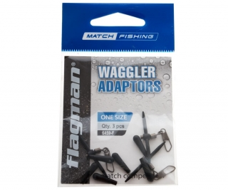 Waggler float connector Flagman 3ks