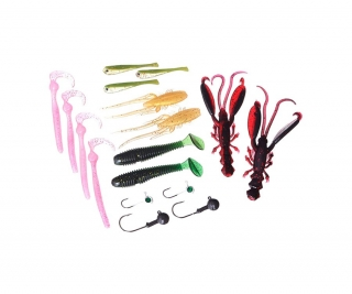 Sada FLAGMAN SPINNING LURE SET Perch & Zander