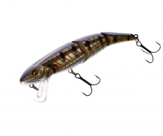 Wobler FLAGMAN Lure Loach 110mm 0-0,8m floating 18g