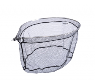 Podberáková hlava FLAGMAN LANDING NET HEAD 40x50cm oval head, MESH 5x7mm