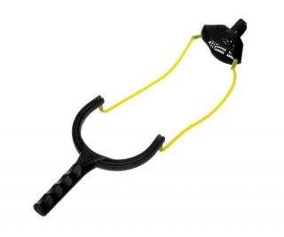 Prak FLAGMAN CATAPULT WITH YELLOW MEDIUM ELASTIC BETWEEN 20 - 35m