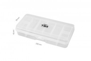 Krabica Delphin TBX One 230-11P 230x119x45mm