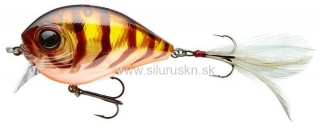 Wobler Team Cormoran Belly Dog N perch transparent 6,8cm