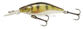 Wobler Team Cormoran Deep Baby Shad Reloaded ostriež 4cm